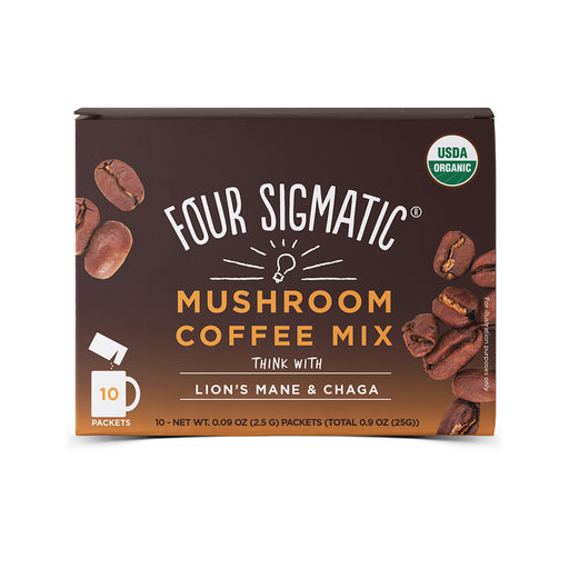 Four Sigmatic Mushroom Coffee Mix with Lion's Mane