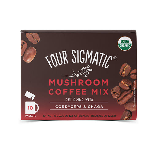 Four Sigmatic Mushroom Coffee Mix with Cordyceps