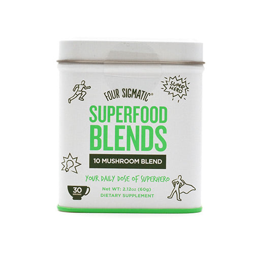 Four Sigmatic Superfood Blends 10 Mushroom Blend