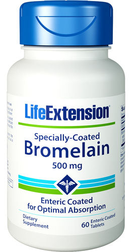 Life Extension Specially Coated Bromelain