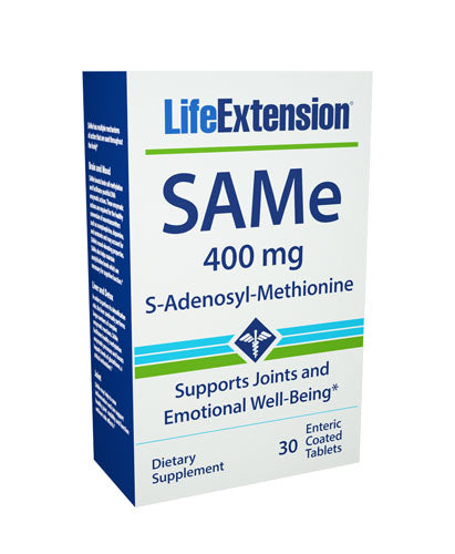 Life Extension SAMe Blister Pack