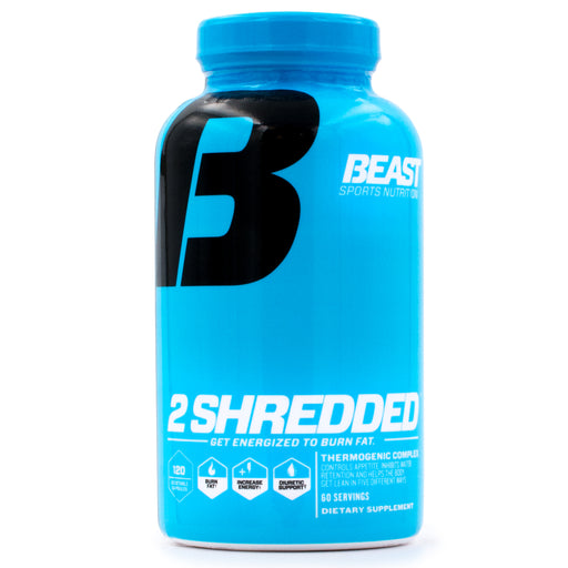 Beast Sports Nutrition 2 Shredded Capsules