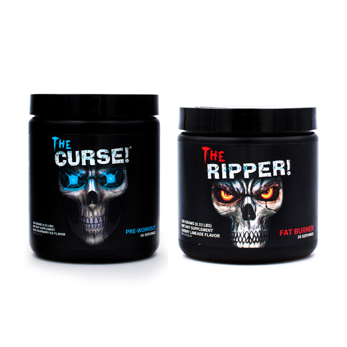 Cobra Labs The Curse and The Ripper Combo