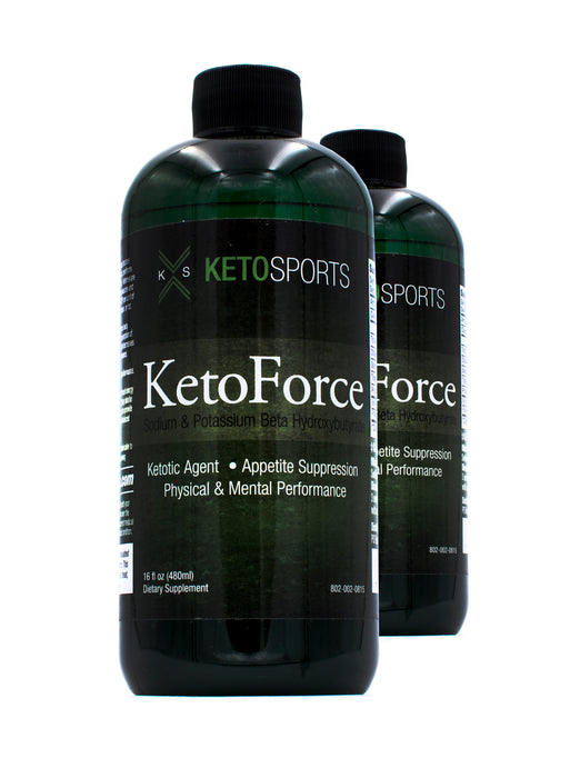 KetoSports KetoForce 2-Fer Deal!