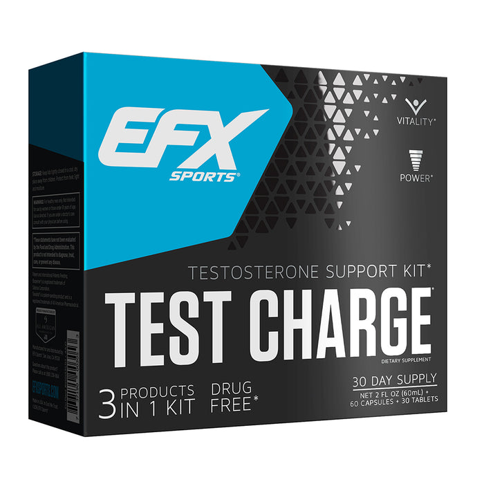 EFX Sports Test Charge Kit