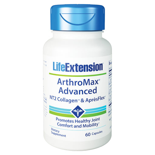 Life Extension Arthromax Advanced NT2 Collagen and Apresflex