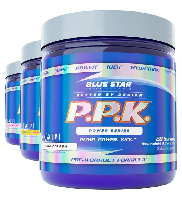 Blue Star Nutraceuticals PPK Power Series