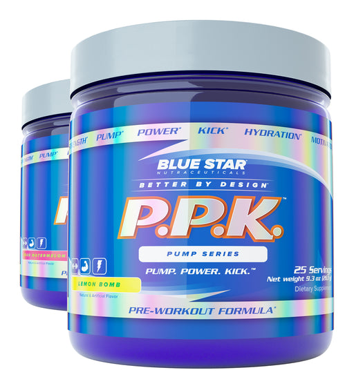 Blue Star Nutraceuticals PPK Pump Series