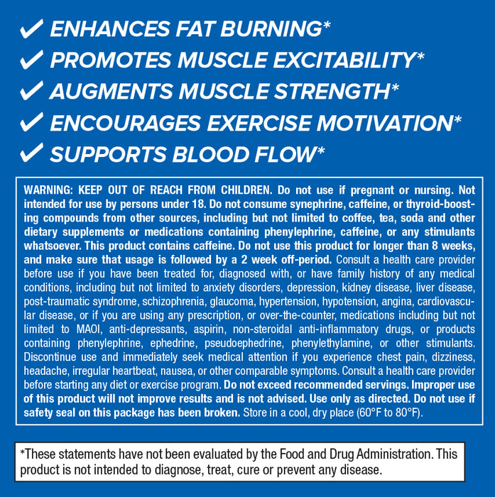 Blue Star Nutraceuticals Shred Series