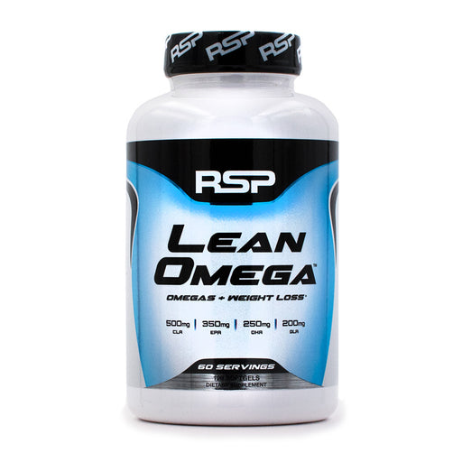 RSP Nutrition Lean Omega
