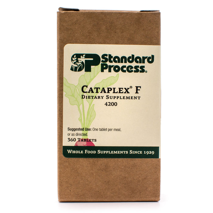 Standard Process Cataplex F