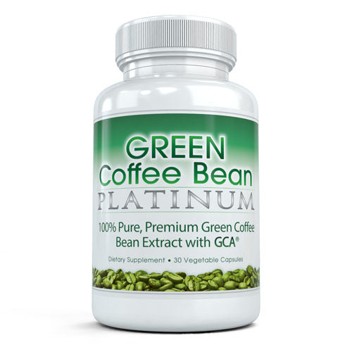 Green Coffee Bean Platinum Quickshipsupplements