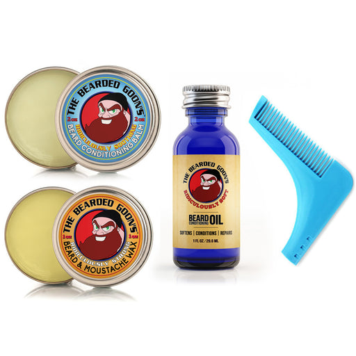 The Bearded Goon No Shave November Beard Care Kit