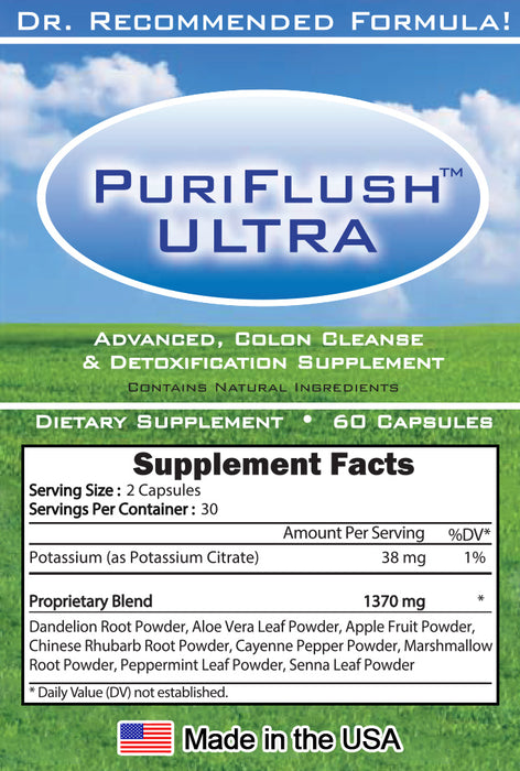 Puriflush Ultra
