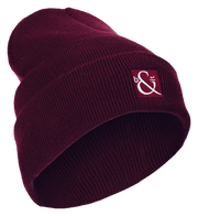 Standard Badge Beanie no Bobble