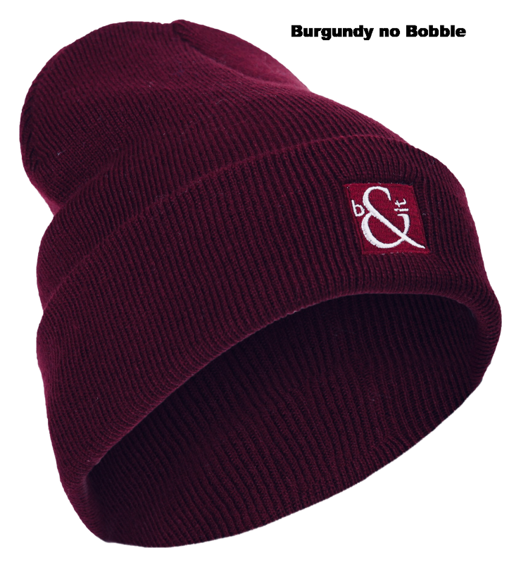 Standard Badge Beanie Offer - 2 Beanies