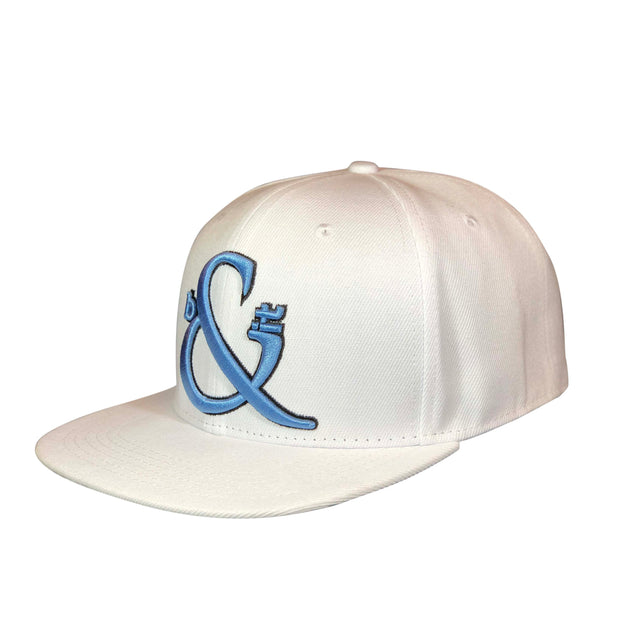 White 'Sky's the Limit' SnapBack