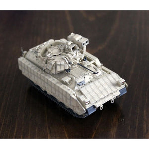 1/72 Us M2A2 Miniatures Games/historical Miniatures
