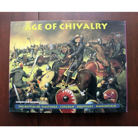 Age Of Chivalry War Game Board Games & Card Games/war Games