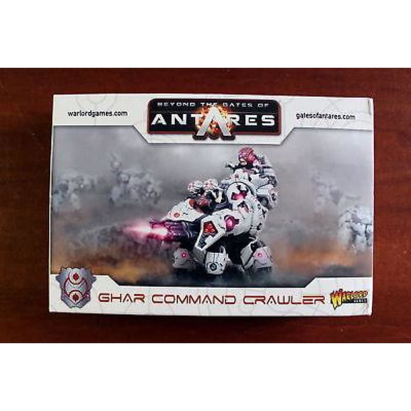 Beyond The Gates Of Antares Ghar Command Crawler Miniatures Games/science Fiction Miniatures/other Sci-Fi Miniatures