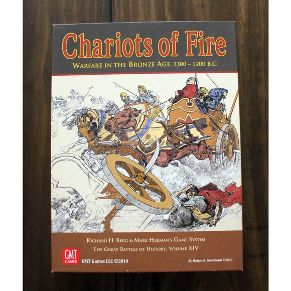 Chariots Of Fire War Game Board Games & Card Games/war Games