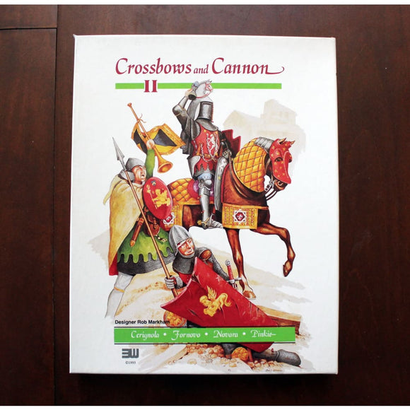 Crossbows And Cannon Ii War Game Board Games & Card Games/war Games