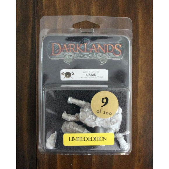 Darklands Urbad Vagrant Oghurithne (Limited Edition Metal) Miniatures Games/fantasy Miniatures/other Fantasy Miniatures
