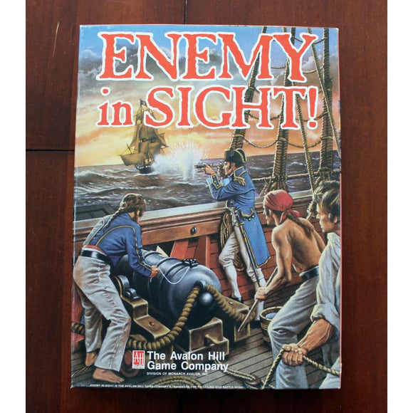 Enemy In Sight! War Game Board Games & Card Games/war Games