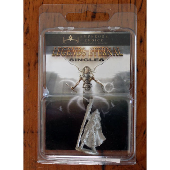 Fantasy Personalities 8104 Wizard Adventurer Miniatures Games/fantasy Miniatures/emperors Choice Arduin Minis