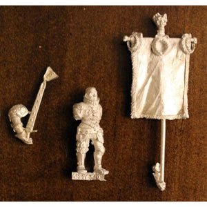 Limited Edition Empire Army Standard Bearer Miniatures Games/fantasy Miniatures/warhammer Fantasy
