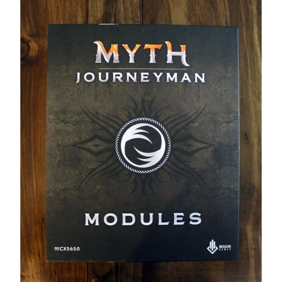 Myth Journeyman Kickstarter Modules Box Board Games & Card Games/other Board Games