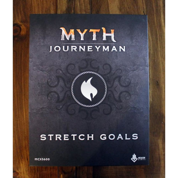 Myth Journeyman Kickstarter Stretch Goals Box Board Games & Card Games/other Board Games