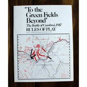 To The Green Fields Beyond Rules Board Games & Card Games/parts
