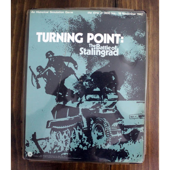 Turning Point: The Battle Of Stalingrad War Game Board Games & Card Games/war Games