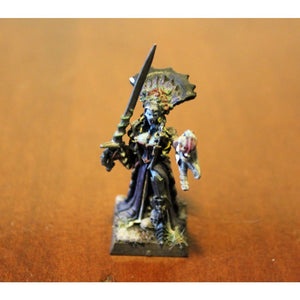 Warhammer Female Vampire Lord Miniatures Games/fantasy Miniatures/warhammer Fantasy