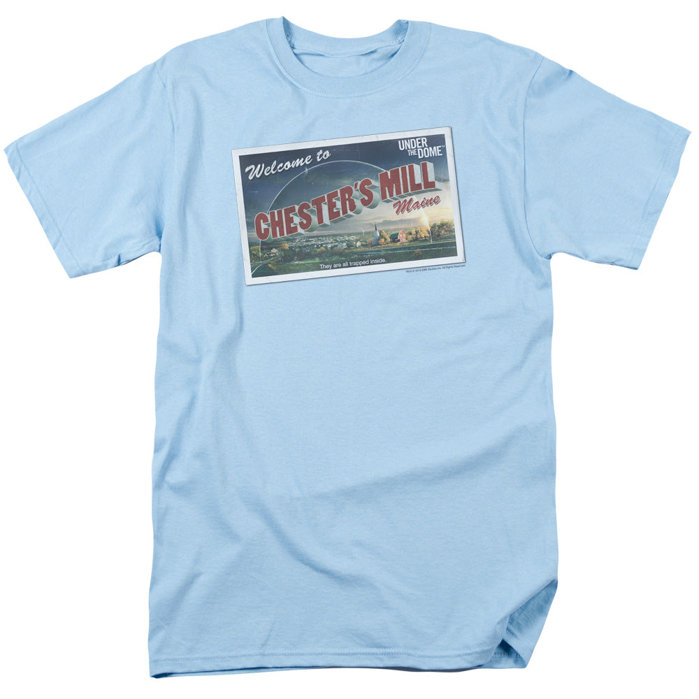 Under The Dome - Postcard Short Sleeve Adult 18/1