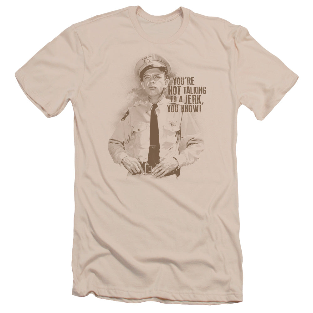Andy Griffith - No Jerk Short Sleeve Adult 30/1
