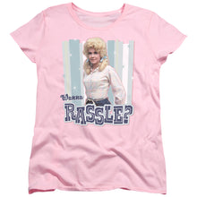 Beverly Hillbillies - Wanna Rassle Short Sleeve Women's Tee