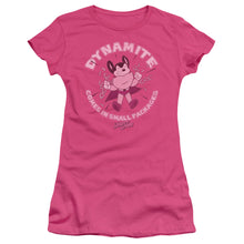 Mighty Mouse - Dynamite Short Sleeve Junior Sheer