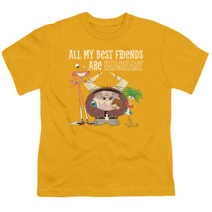 Foster's - Imaginary Friends Short Sleeve Youth 18/1