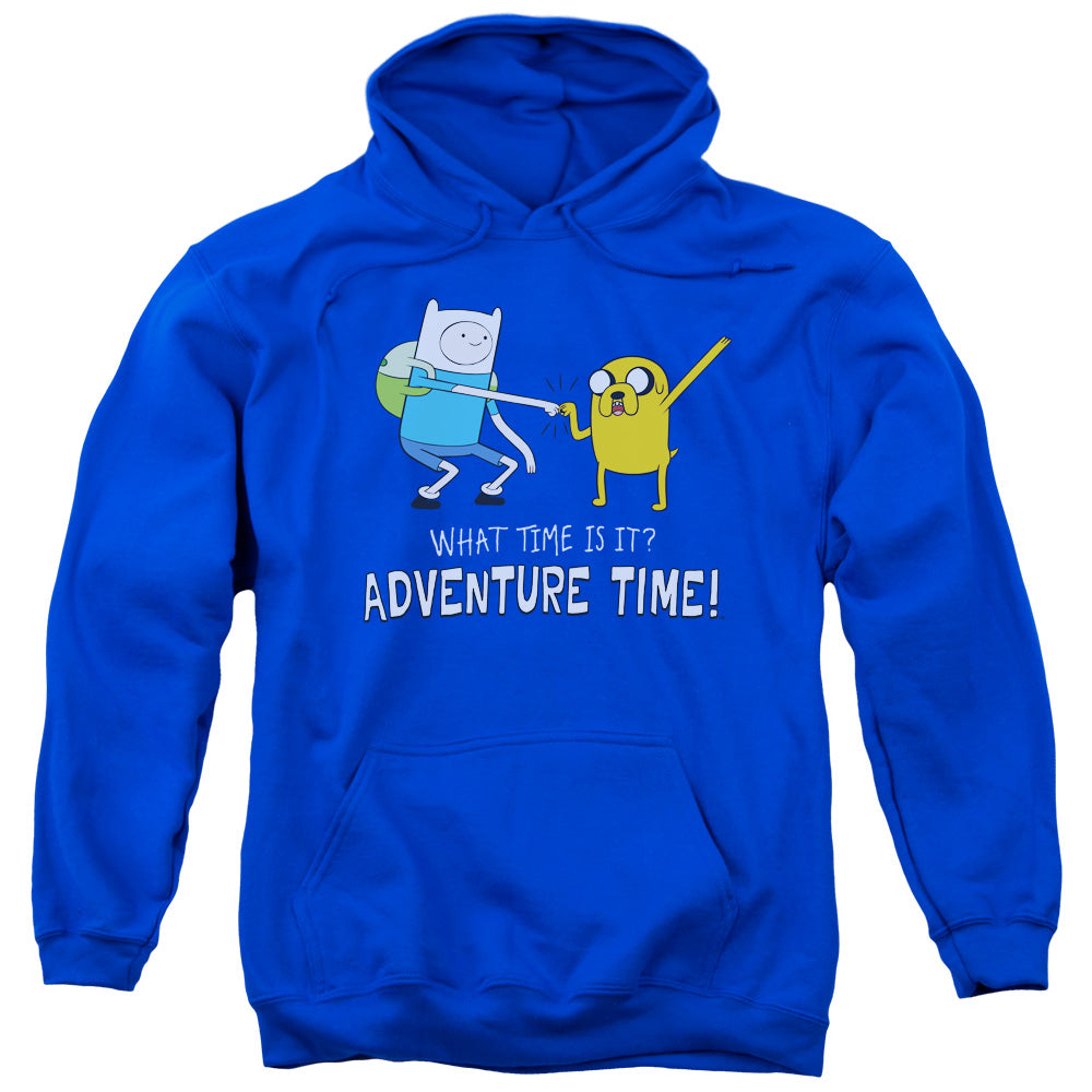 Hoodie Adventure Time - Fist Bump Adult Pull Over