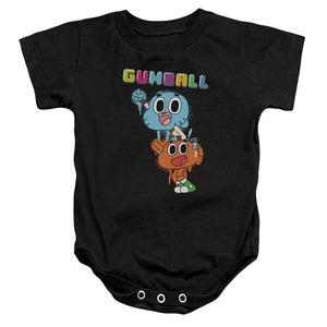 Infant Snapsuit  Amazing World Of Gumball - Gumball Spray
