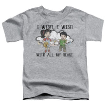 Dragon Tales - I Wish With All My Heart Short Sleeve Toddler Tee