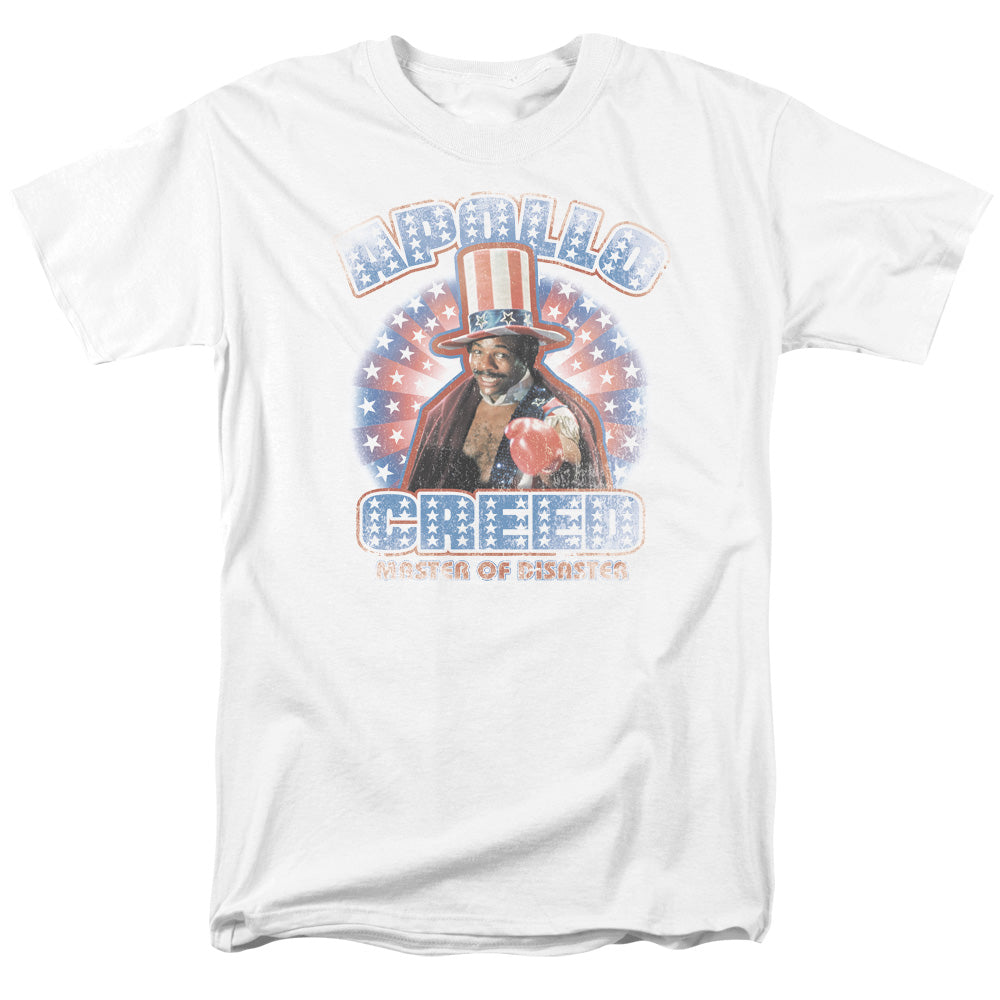 Rocky - Apollo Creed Short Sleeve Adult 18/1
