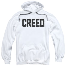 Hoodie Creed - Cracked Logo Adult Pull Over