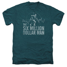 Six Million Dollar Man - Target Adult Premium Tee