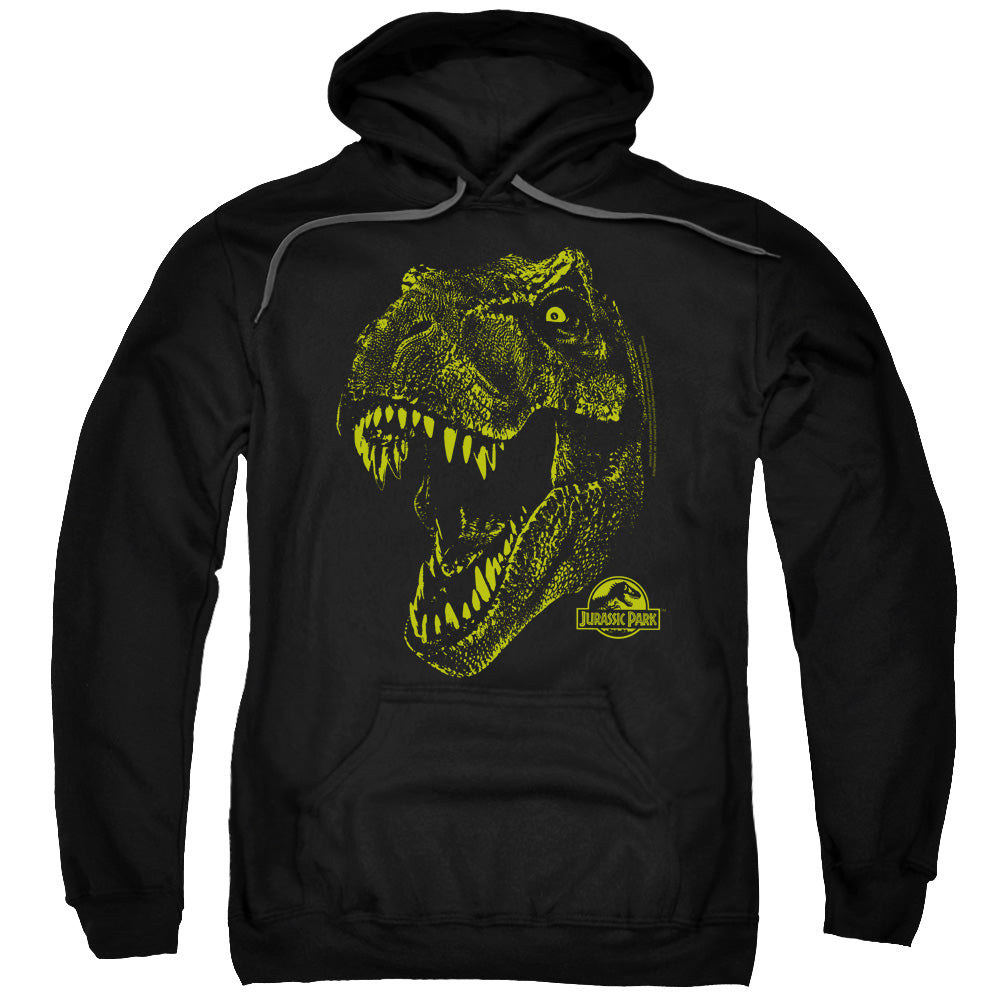 Hoodie Jurassic Park - Rex Mount Adult Pull Over
