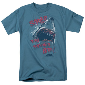 Jaws - Smile Short Sleeve Adult 18/1
