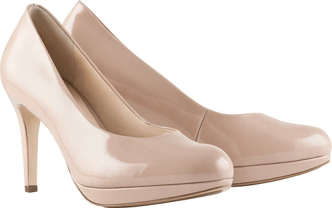 Hogl Nude Court Shoe (Style 0-108004)