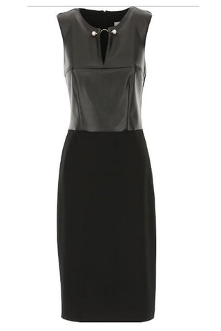 Joseph Ribkoff Black Dress - LBD